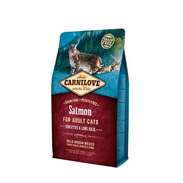 CARNILOVE GATTO - SALMONE
