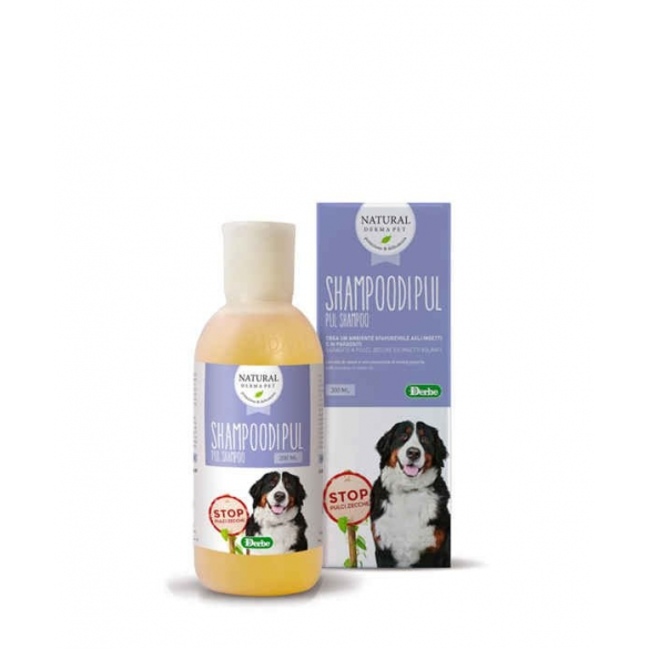 NATURAL DERMA PET - SHAMPOO...
