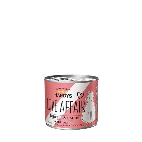HARDYS - LOVE AFFAIR GATTO...