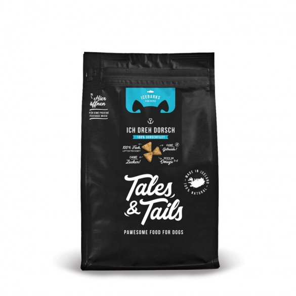 TALES & TAILS - SNACK DI...