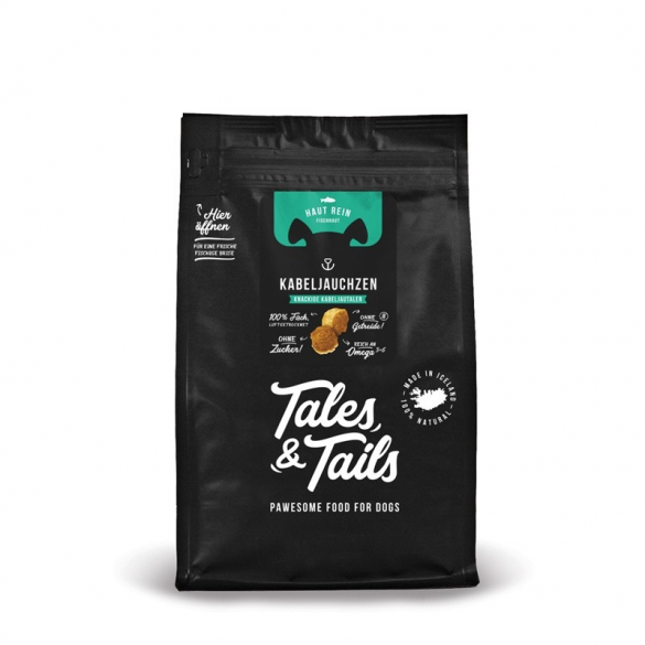 TALES & TAILS - SNACK PELLE...