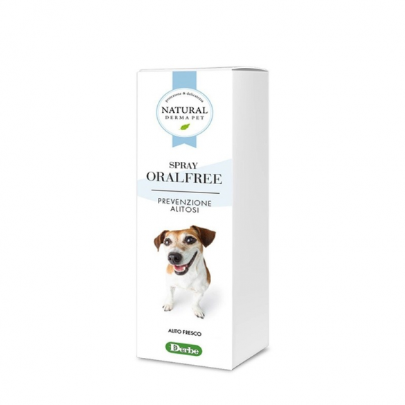 DERBE - ORALFREE SPRAY