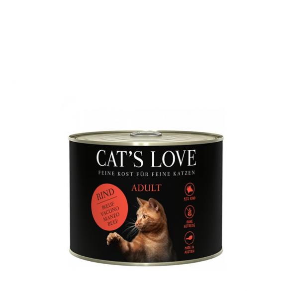 CAT'S LOVE - MANZO CON OLIO...