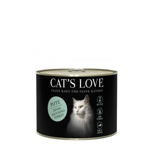 CAT'S LOVE - TACCHINO CON...