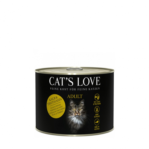 CAT'S LOVE - VITELLO E...