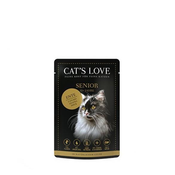 CAT'S LOVE - ANATRA CON...