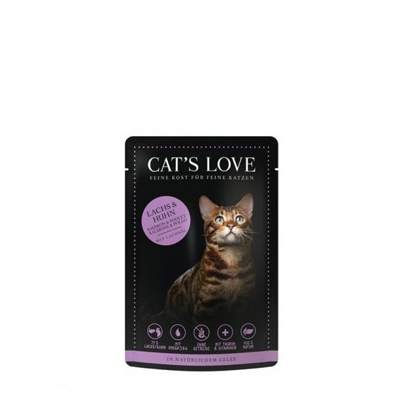 CAT'S LOVE - SALMONE E...