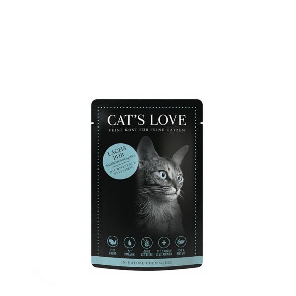CAT'S LOVE - SALMONE CON...