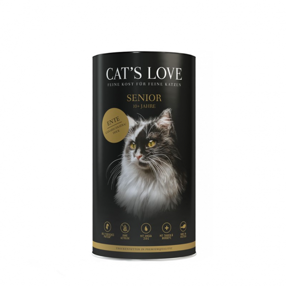 CAT'S LOVE SENIOR -...
