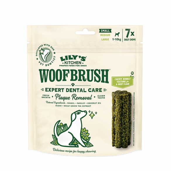 LILY'S KITCHEN - WOOFBRUSH...