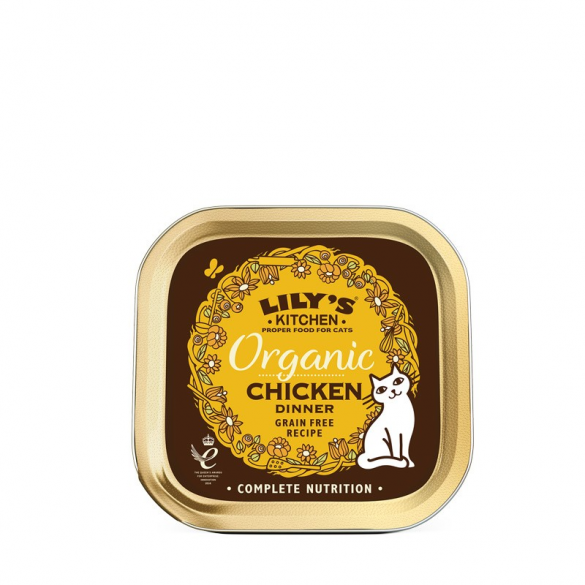 LILY'S KITCHEN - BIO POLLO