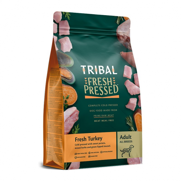 TRIBAL FRESH PRESSED -...