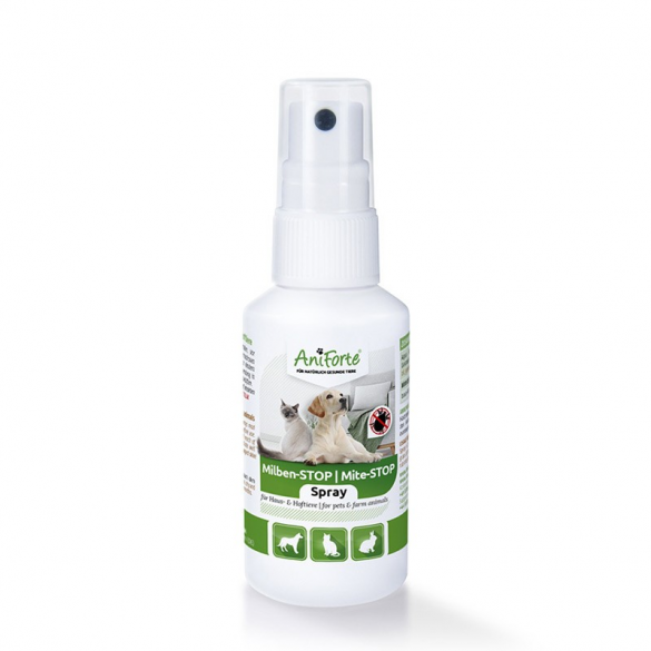 ANIFORTE - MITE-STOP SPRAY...