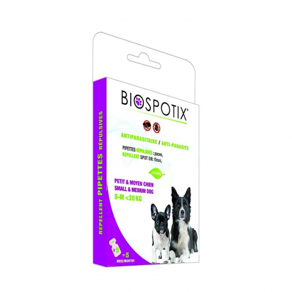 BIOSPOTIX - PIPETTE SPOT ON...
