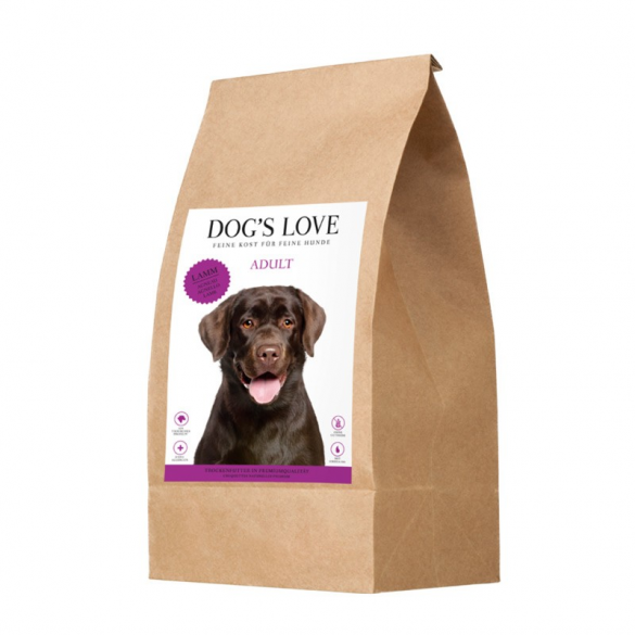 DOG'S LOVE - AGNELLO CON...