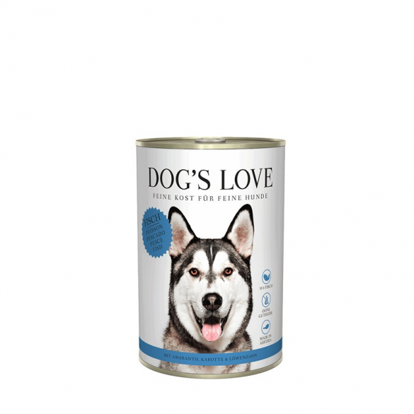 DOG'S LOVE - PESCE CON...