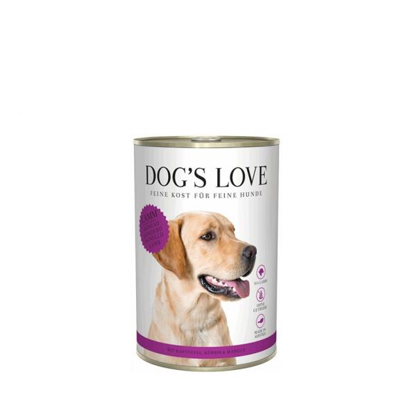 DOG'S LOVE - AGNELLO CON...