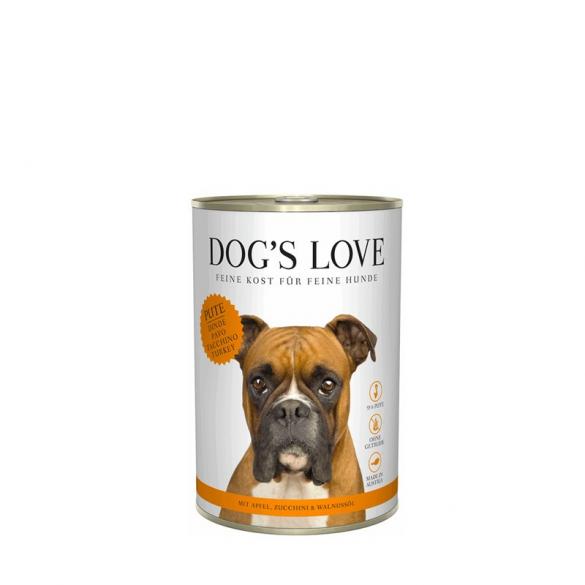 DOG'S LOVE - TACCHINO CON...