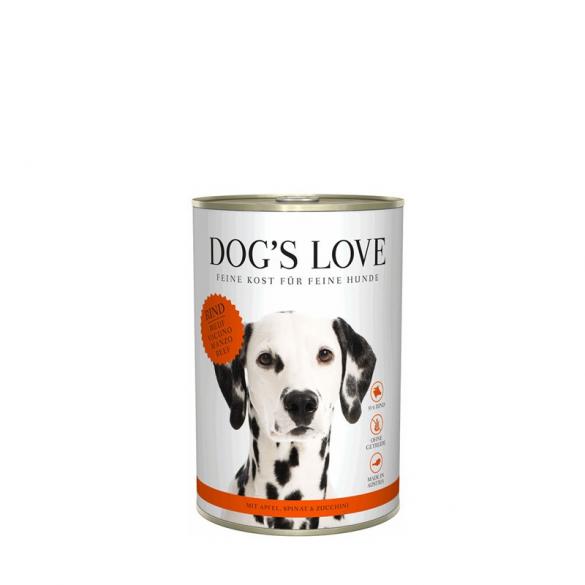 DOG'S LOVE - MANZO CON...