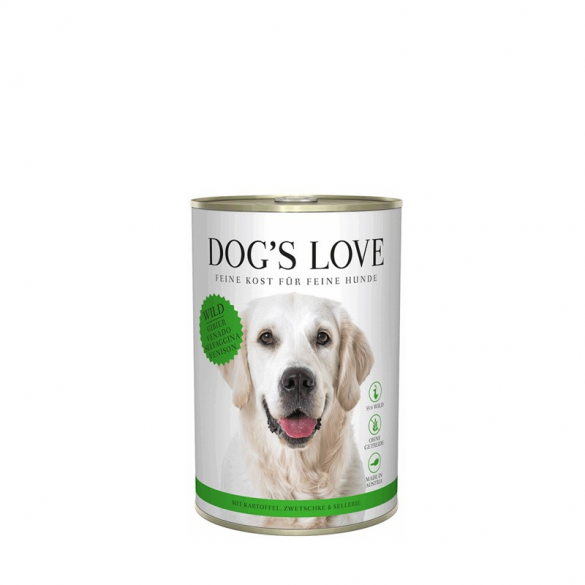 DOG'S LOVE - SELVAGGINA CON...