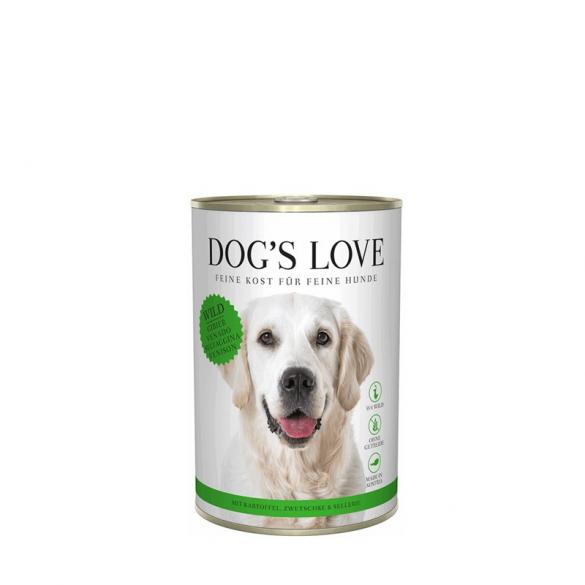 DOG'S LOVE - SELVAGGINA CON...