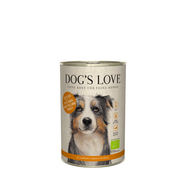 DOG'S LOVE - BIO TACCHINO...