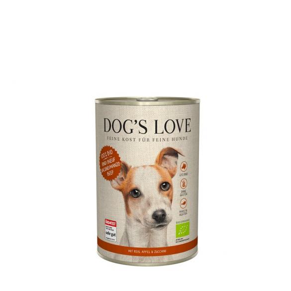 DOG'S LOVE - BIO MANZO CON...