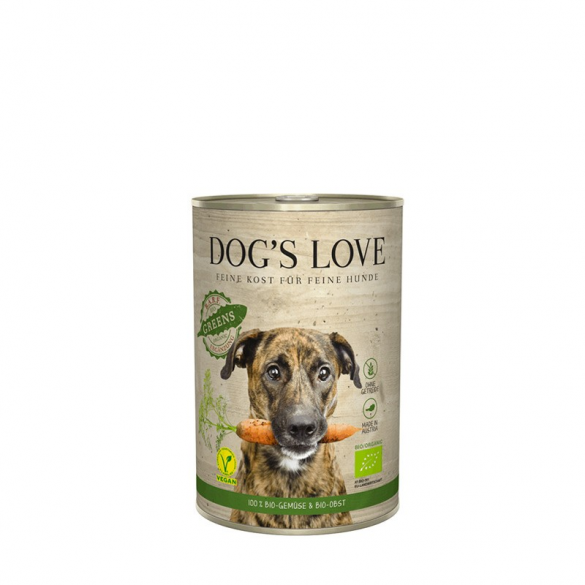 DOG'S LOVE - GREENS CON...