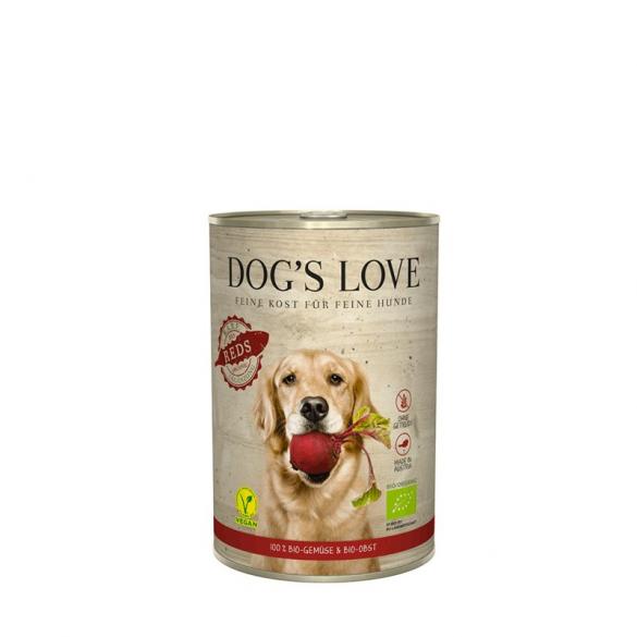DOG'S LOVE - REDS CON...