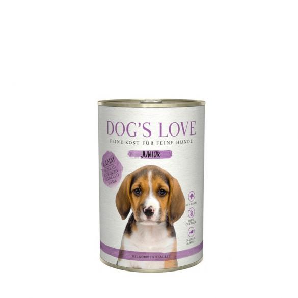 DOG'S LOVE JUNIOR - AGNELLO...