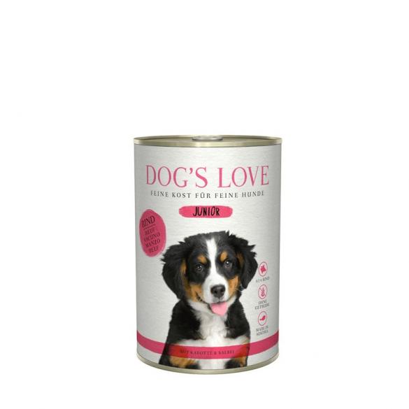 DOG'S LOVE JUNIOR - MANZO...