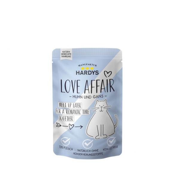 HARDYS - LOVE AFFAIRE GATTO...