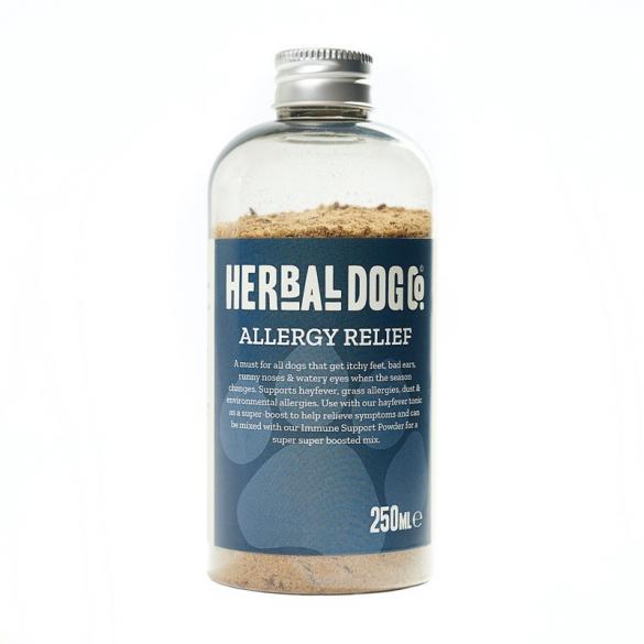 HERBAL DOG CO - ALLERGY...
