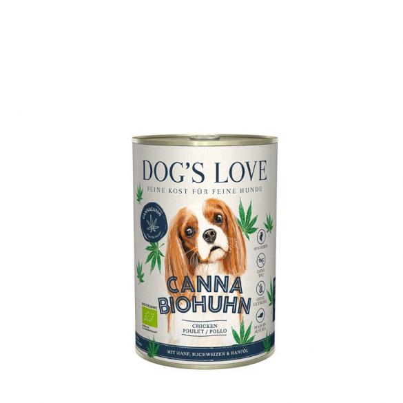DOG'S LOVE - CANNA CANIS -...