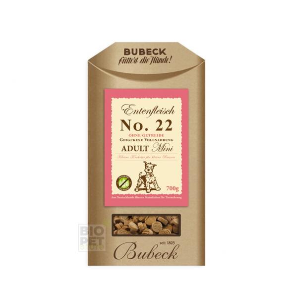 BUBECK - N°22 - MINI -...