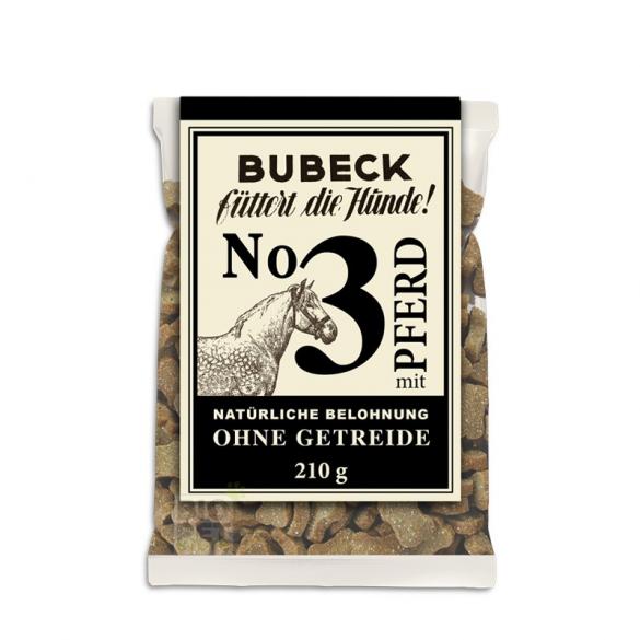 BUBECK - N°3 - BISCOTTI CON...