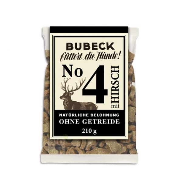 BUBECK - N°4 - BISCOTTI CON...