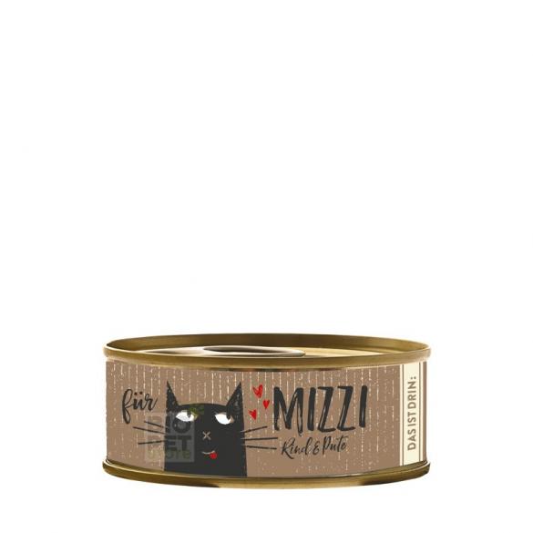 MIZZI - UMIDO GATTO - MANZO...