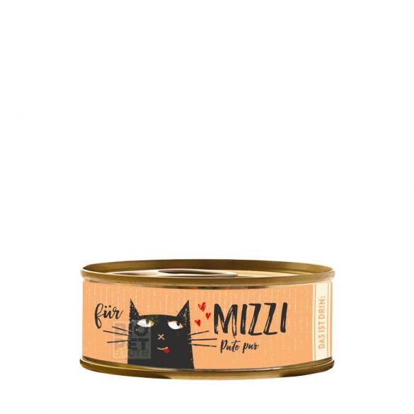 MIZZI - UMIDO GATTO - TACCHINO