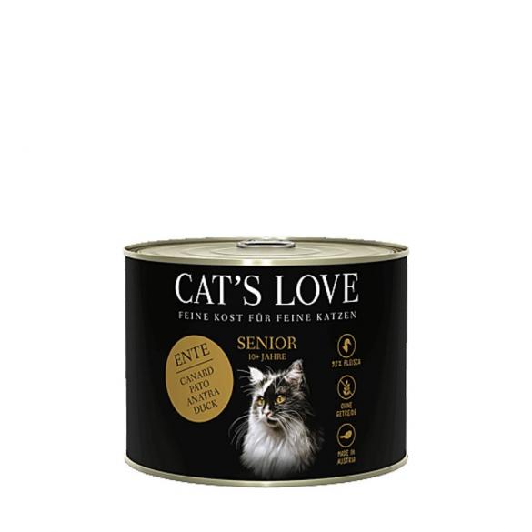 CAT'S LOVE - SENIOR -...