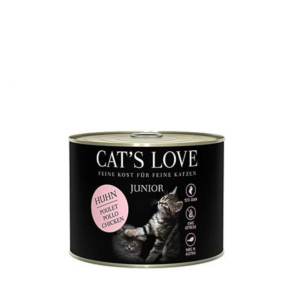 CAT'S LOVE GATTINI - POLLO...