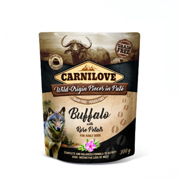 CARNILOVE - CANE - WILD...