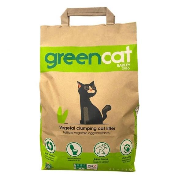 GREEN CAT - LETTIERA VEGETALE