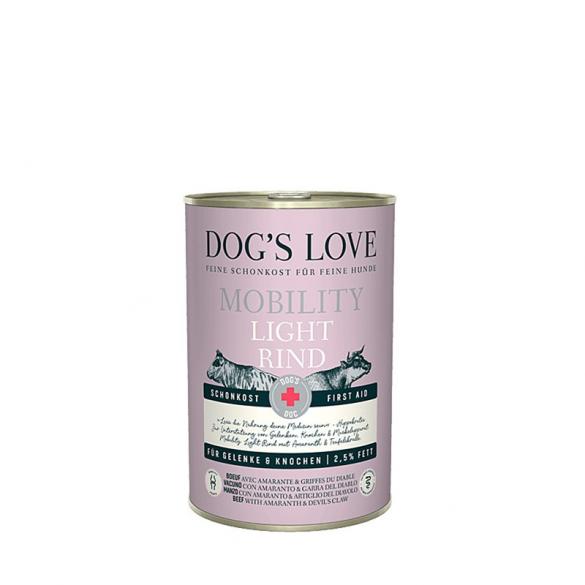 DOG'S LOVE - LIGHT MOBILITY...