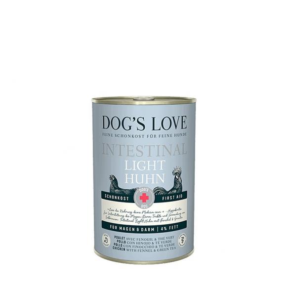 DOG'S LOVE - LIGHT...