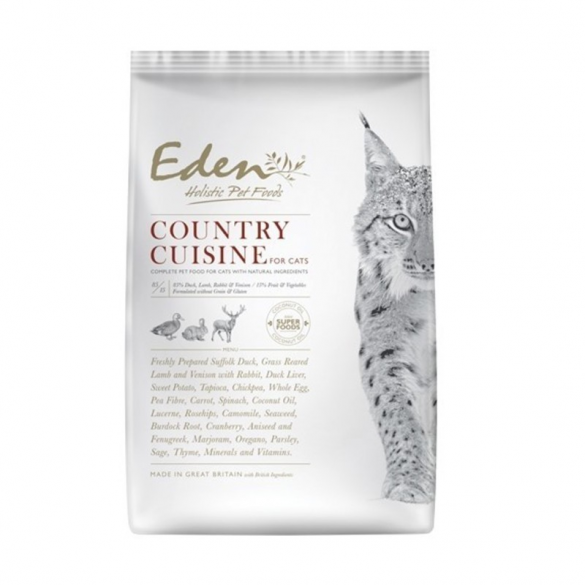 EDEN HOLISTIC - GATTO -...
